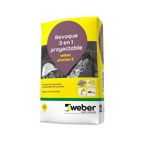 WEBER PROMEX E 3 EN 1 POR 30 KILOS