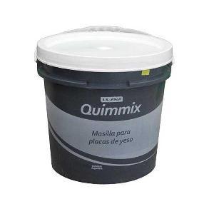 Masilla Para Placas De Yeso Quimmix Por 7 Kilos Llana