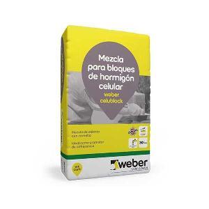 Weber Celublock Por 30 Kilos Weber