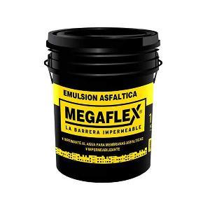 Pintura Asfaltica Megaflex Por 18 Litros Megaflex