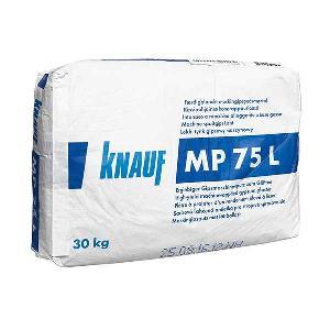 Yeso Knauf Mp75 Por 30 Kilos Knauf