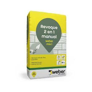 Weber Mix I Por 30 Kilos Weber