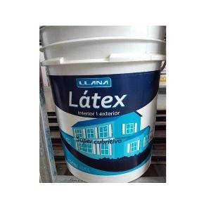Latex Interior - Exterior Blanco Por 20 Litros Llana